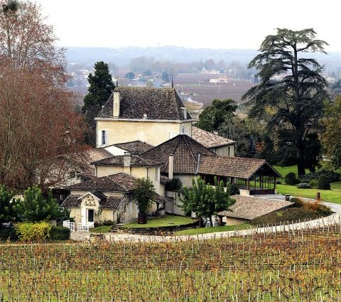 The Chateau Bellefont-Belcier estate (Photo: AFP)