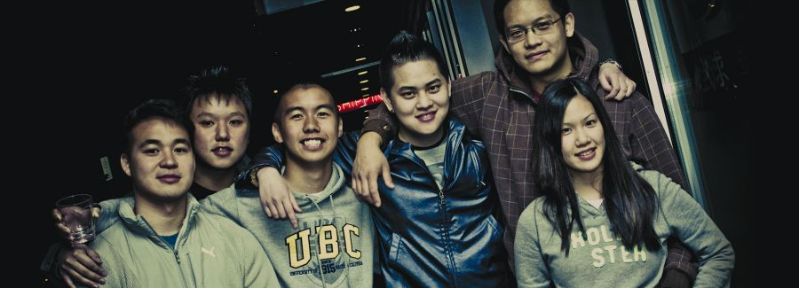 Asians Vancouver Housing