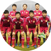 Chinese football team