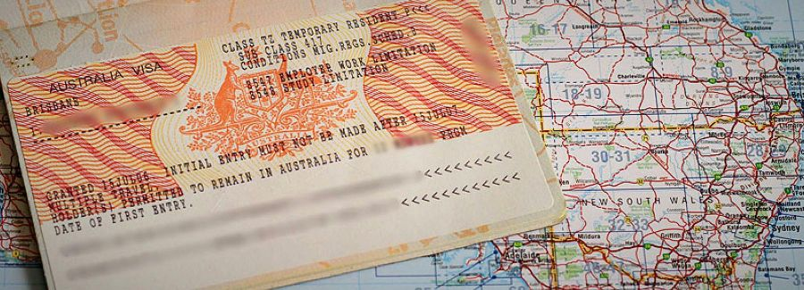 how to get visa from philippines to australia