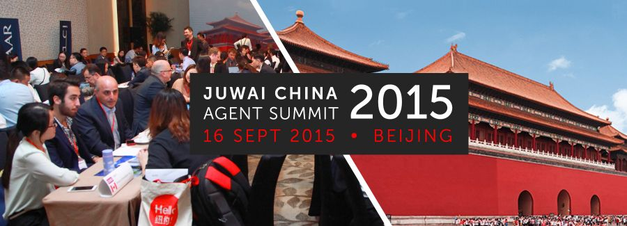 juwai china agent summit beijing
