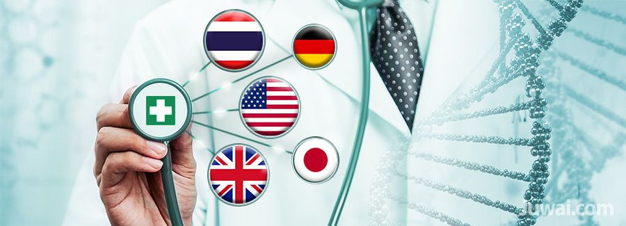 chinese outbound medical tourism destinations