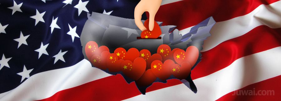 chinese buyers love usa
