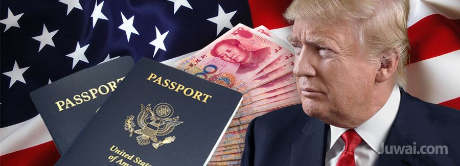 donald trump eb-5 us visa chinese
