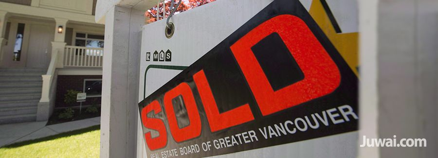 vancouver property sold