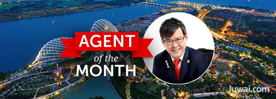 Agent of the Month Alan Tian 2x