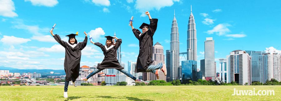 chinese student graduates in malaysia