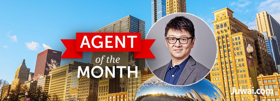 Agent of the Month Ben Chen Berkshire Hathaway HomeServices KoenigRubloff Realty Group