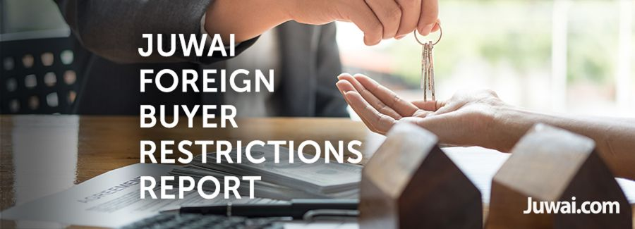 Foreign Buyer Restrictions Report