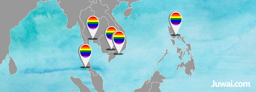 LGBT top 5 Southeast Asia cities