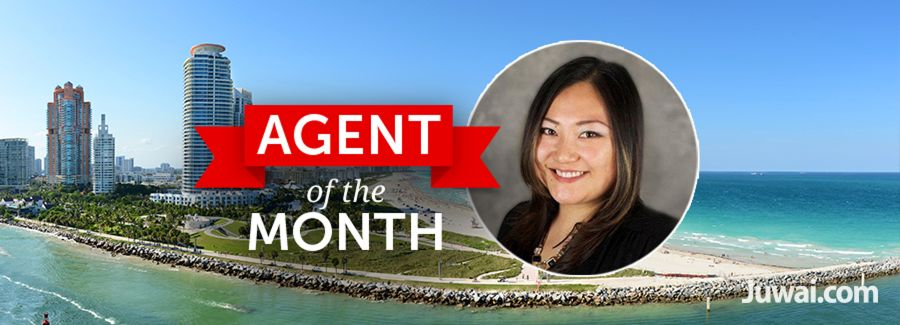 Agent of the month Lena Tan Berkshire Hathaway Home Services
