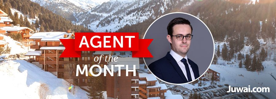 Agent of the month Pierre & Vacances