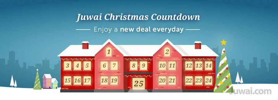 Christmas Countdown Promotion