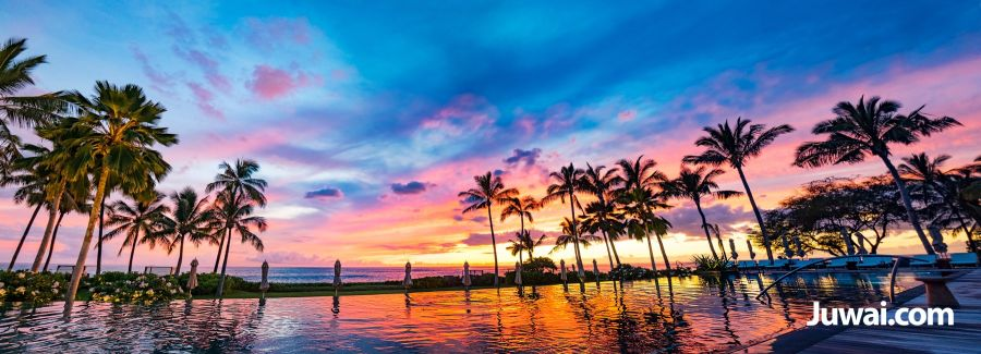 Hawaii Infinity pool
