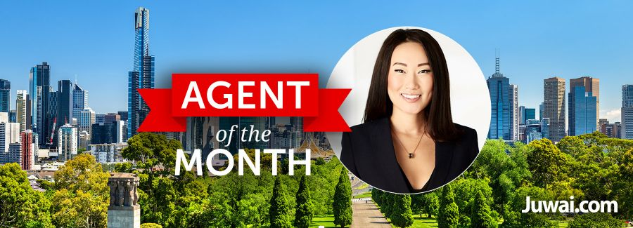 Agent of the month Kay & Burton