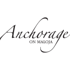 Anchorage on Maloja