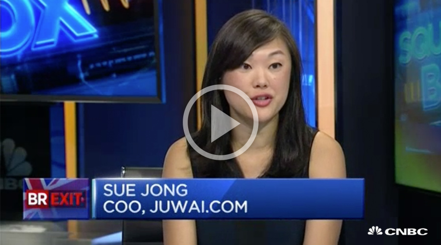 Sue Jong on CNBC about Brexit